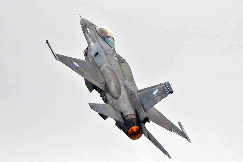 F-16Block52 Fighting Falcon, Hellenic Air Force - Aviation