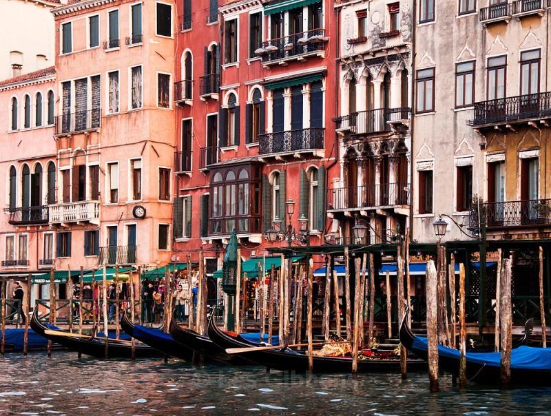 canalside - Venice