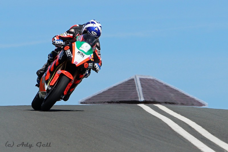 Keith Amor - Racing