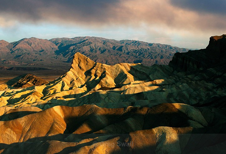 Zabriskie Dawn - USA (South West Road Trip 2007)