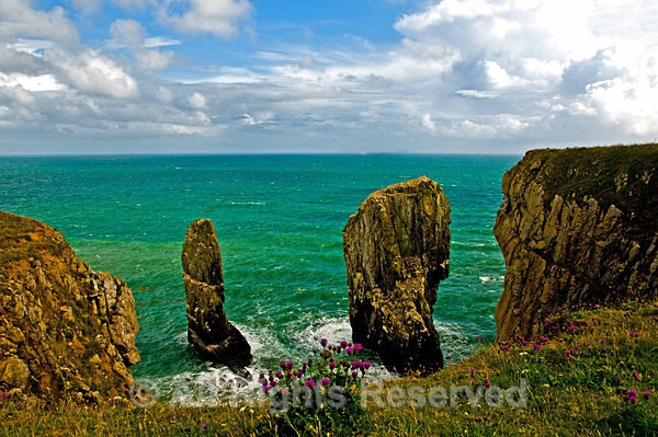 Coast1027 - Seascapes and Coastal Wales