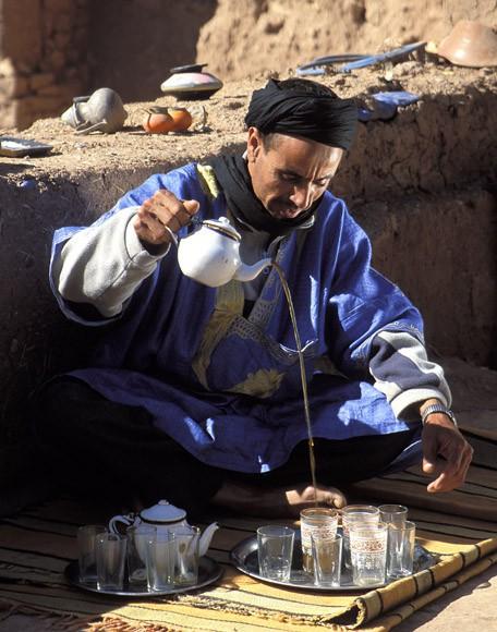 Tea Maker - Morocco