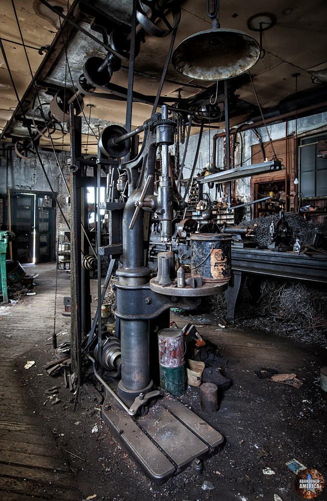 - Alexander Conca Machinist and Maintenance Shop