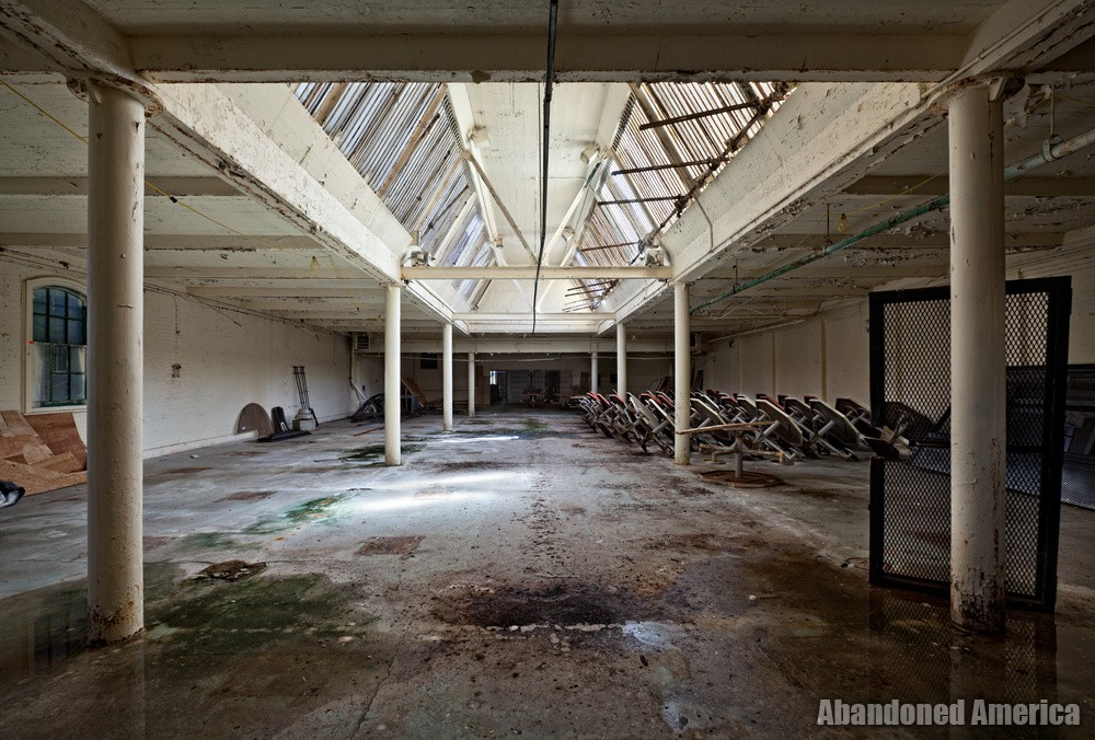 Cafeteria, Holmesburg Prison, Philadelphia PA | Abandoned America by Matthew Christopher