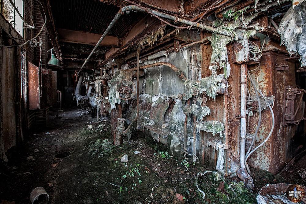 - Poplar Street Steam Plant*