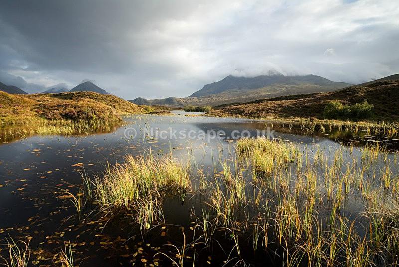 Scotland48 - Loch nan Eilean - Scotland