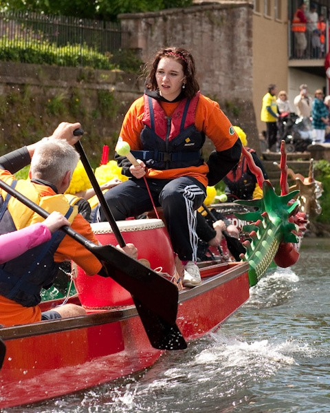 24 - Dumfries Devorgilla Dragon Boat Race 2010