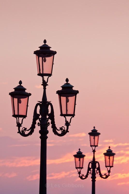Venetian lanterns - Venice