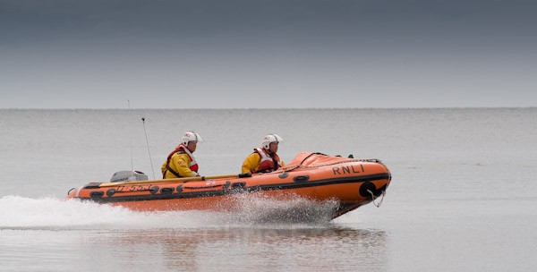 6 - Kippford RNLI Lifeboat