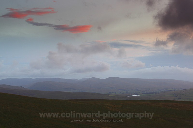 howgill fells    ref 3988 - The Pennines and The Lake District