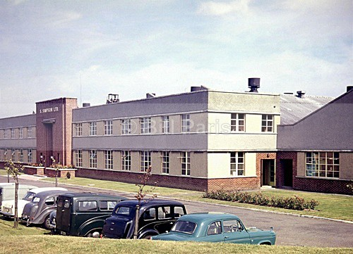 S Simpson Ltd. Larkhall. - Archive.