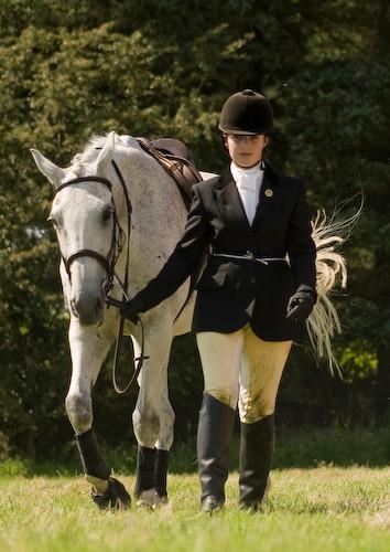 121 - Moniaive Horse Show 2008