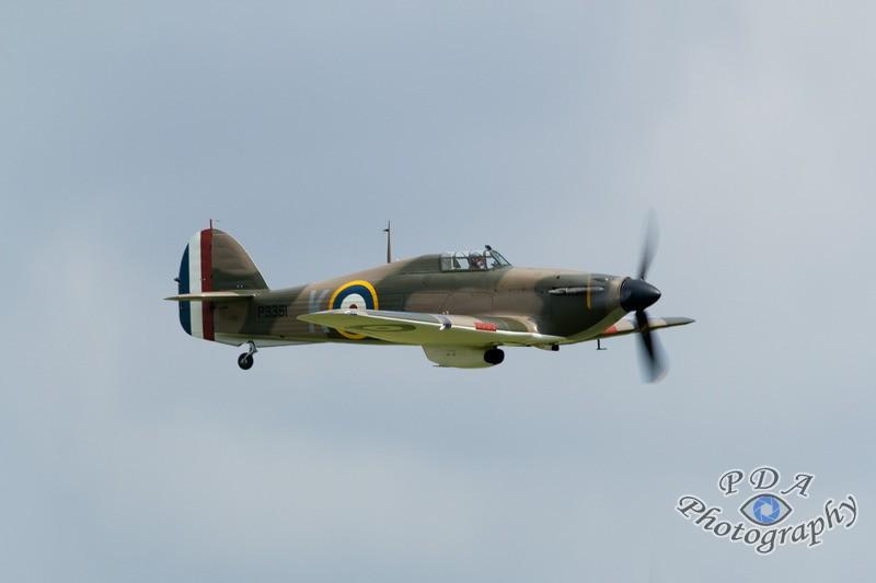 23 Hurricane Mk IIa