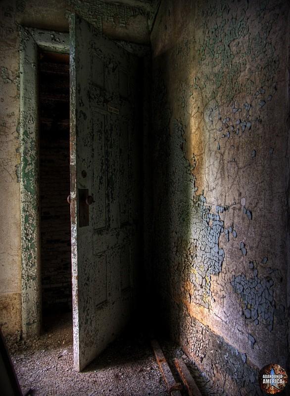 Doorway, Taunton State Hospital
