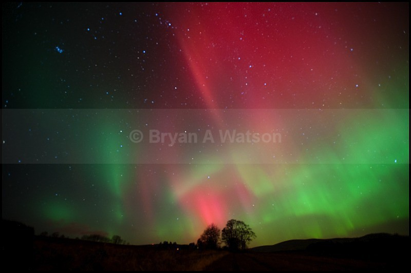 Northern Lights #3 - Flavour of Aberdeenshire