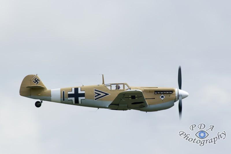 35 Messerschmitt Bf 109