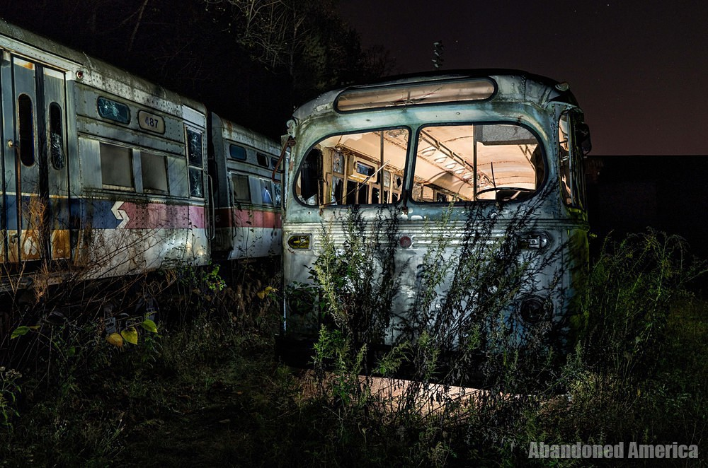 Trolley Graveyard | You Light Me From Within - The Trolley Graveyard