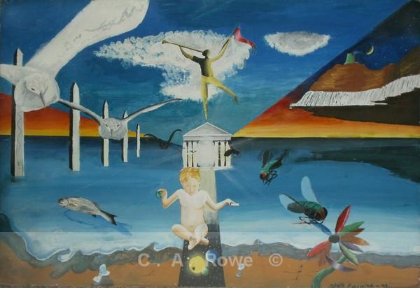 Temple of Dreams (Centre piece) - Gallery 2