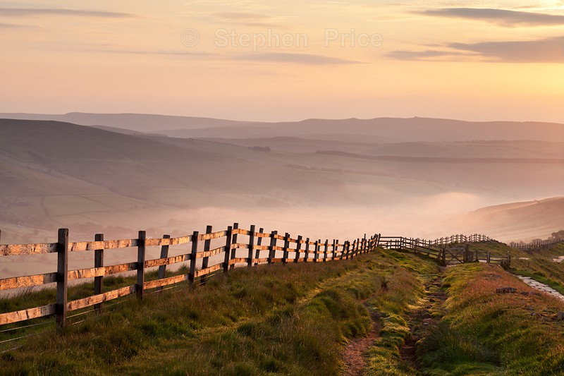 Hope Valley Sunrise | Mam Tor | Peak District Dawn