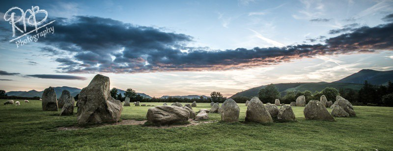 Castlerigg Stone Circle 2 - Panoramic Images