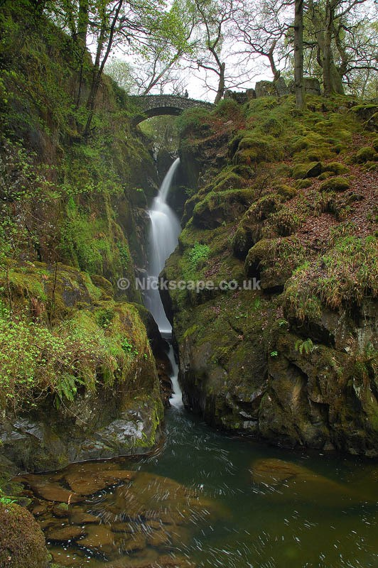 Cumbria8 - Aira Force, Ullswater - Lake District National Park