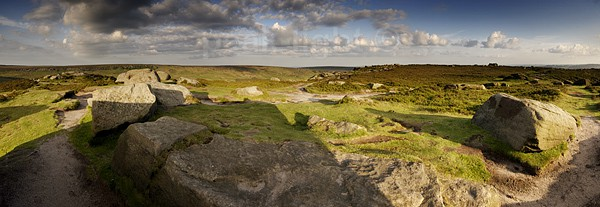 Higger Tor - Panoramics