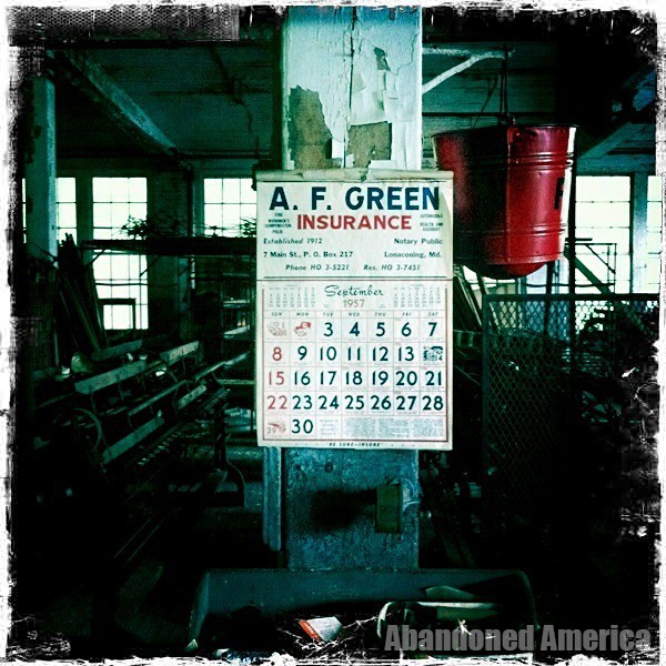 Klotz Throwing Company (Lonaconing MD) | Insurance Calendar - Klotz Throwing Company