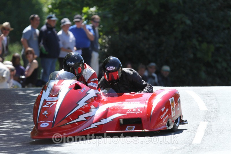 IMG_2379 - Sidecar Race 2 - TT 2013