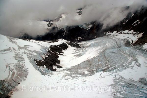 Juneau Glacier - Alaska & Canada