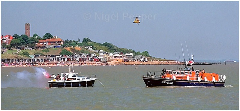 Lifeboat Day 2003 - Lifeboats
