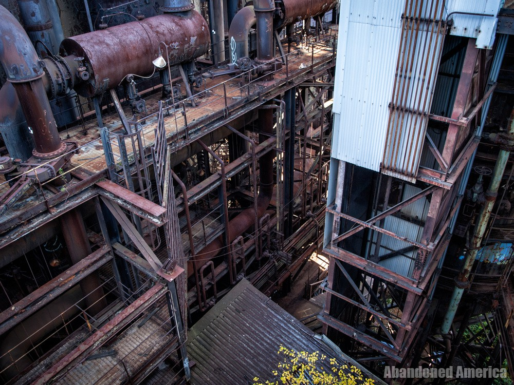 Carrie Furnaces (Rankin, PA) | Catwalks - Carrie Furnaces