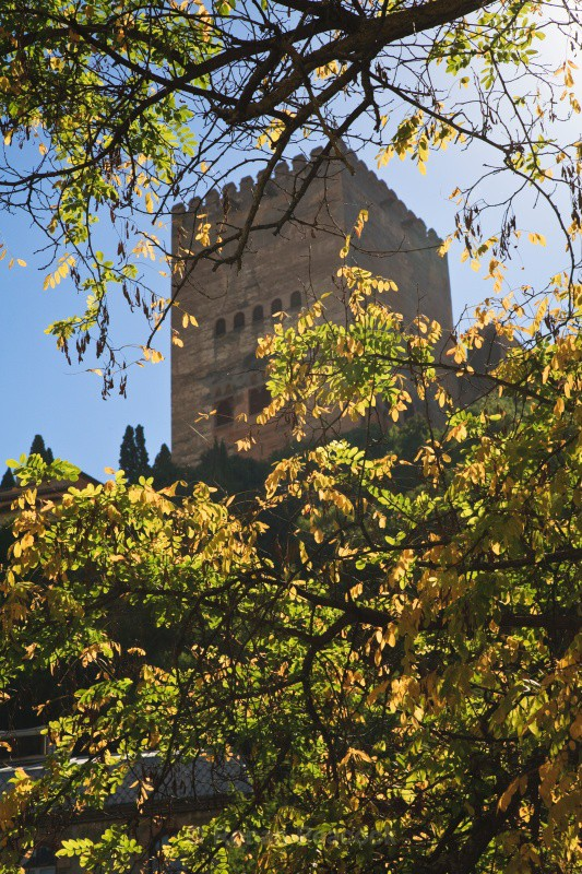 Autumn in Granada - European Landscapes