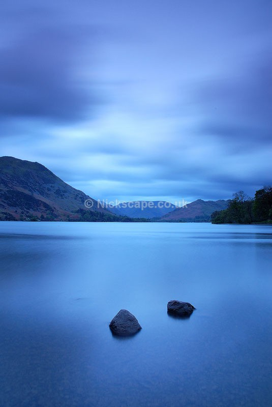 Ullswater Lake | Long Exposure Landscape Photography by Nickscape