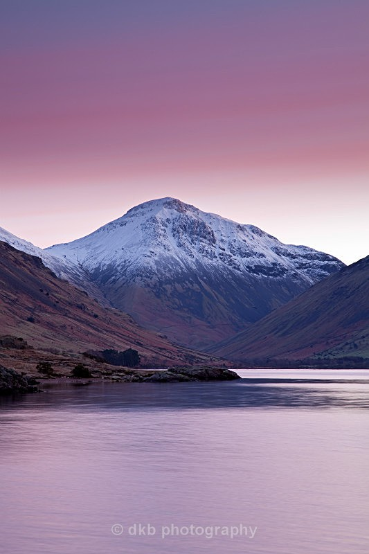 _MG_4982 Great Gable. - Wastwater