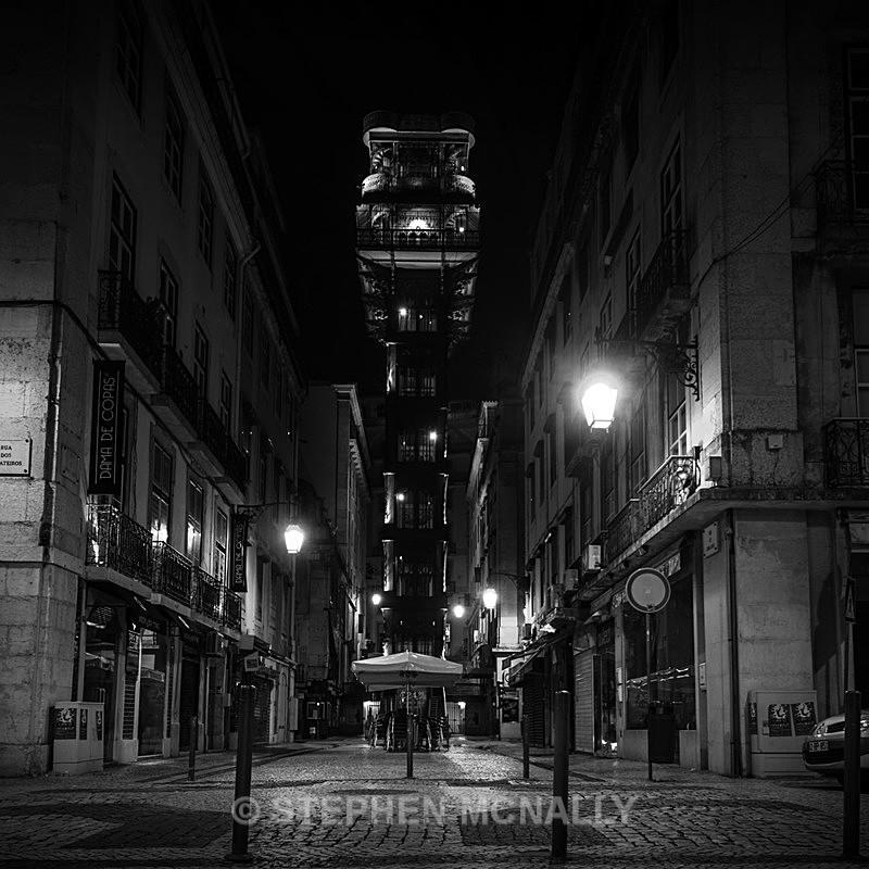 Lisbon Tower - Industrial /urban
