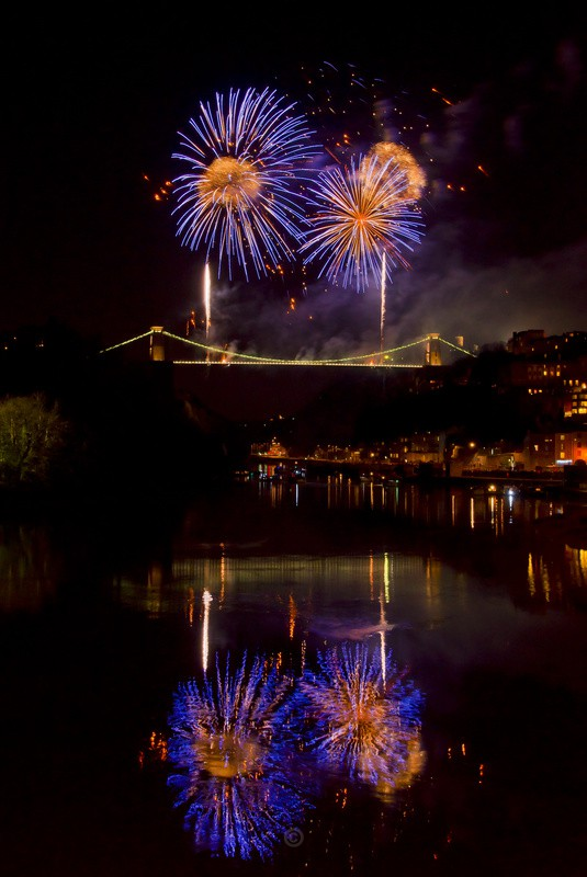 Clifton Suspension Bridge 150th Anniversary - Clifton Suspension Bridge