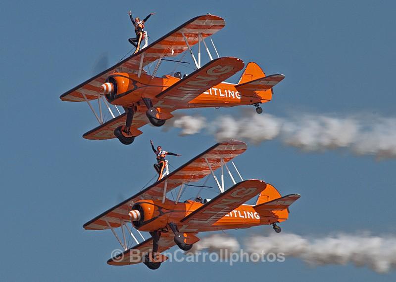 Breitling Wingwalker Team