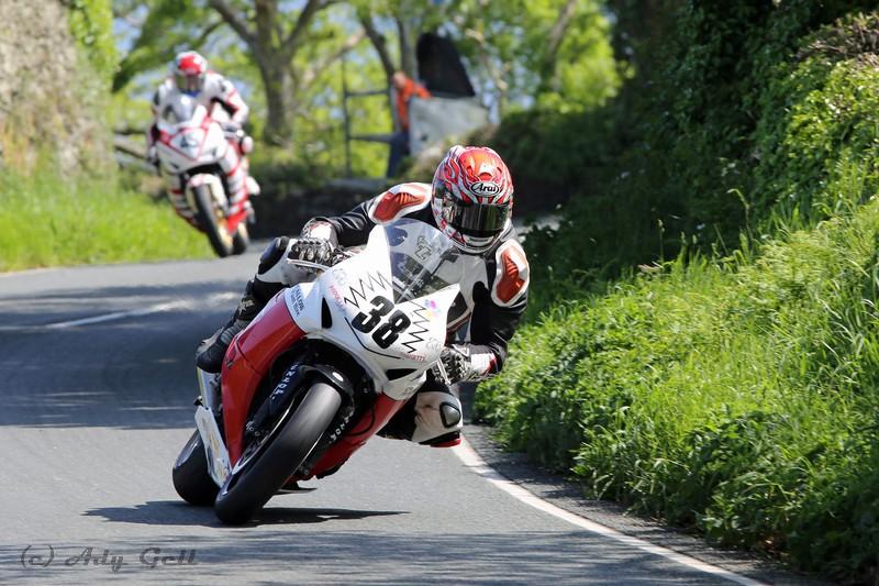 Gary Carswell - Racing