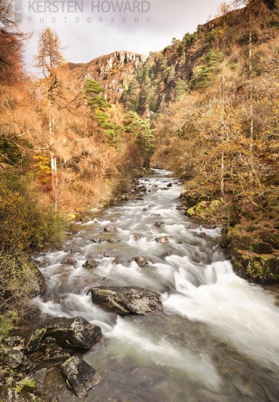 Pass Of Aberglaslyn - Snowdonia - Wales