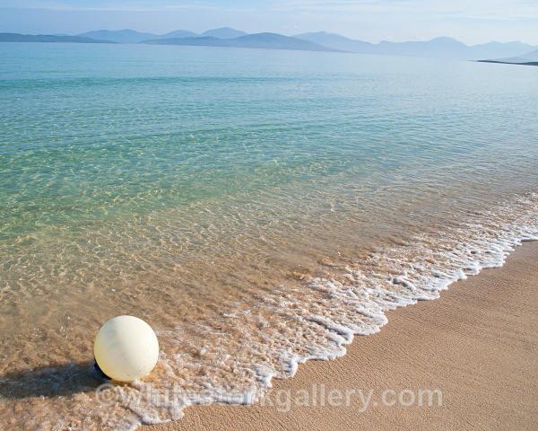 Morning Beach Scarista - Scottish Highlands
