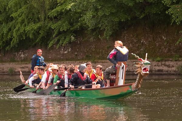 8 - Dumfries Devorgilla Dragon Boat Race 2010