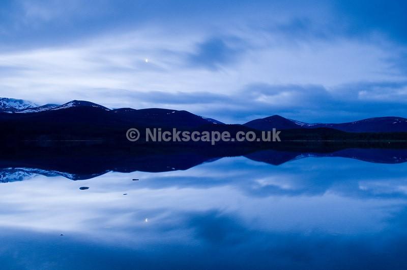 Dawn at Loch Morlich | Cairngorms Photo Gallery | Scotland