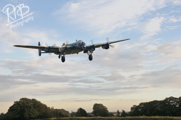 Lancaster Landing - Creative Images