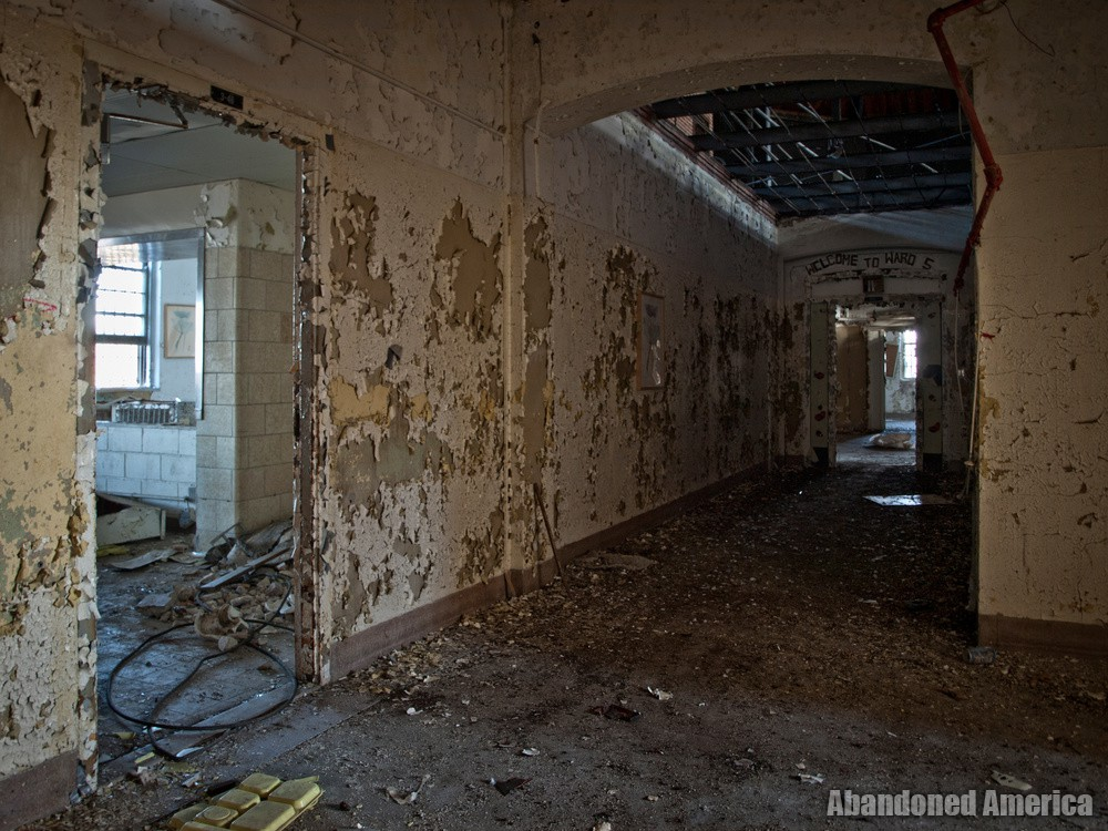 Pilgrim State Hospital (Brentwood, NY) | welcome to ward number 5 - Pilgrim State Hospital