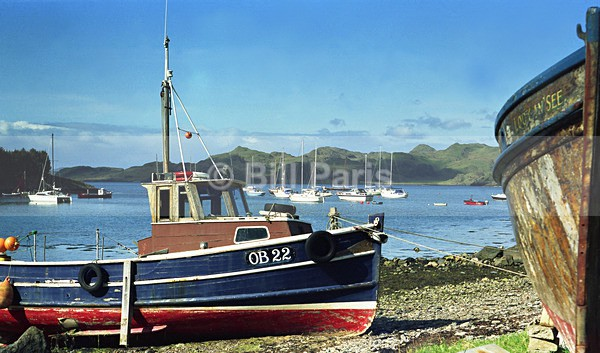 Crinan - Land and Sea