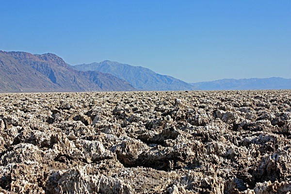 Devils Golf Course - Death Valley - Nevada (mostly) Landscapes