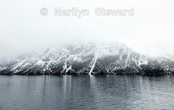 Misting over - Norway Coast