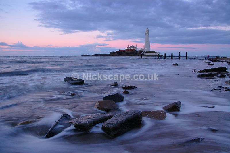 St Marys Lighthouse | North Tyneside Coastal Photography Gallery