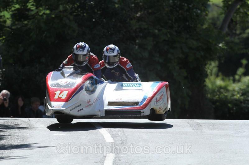 IMG_2307 - Sidecar Race 2 - TT 2013
