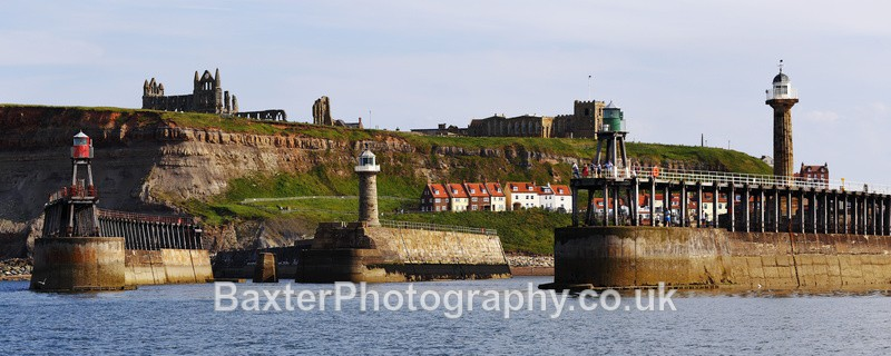 Whitby Towers of Strength - Whitby